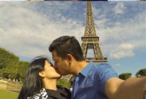 film romantis mesir ini foto ciuman christian sugiono titi kamal di 6 negara
