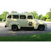 1955 International Carryall Restomod 1991 Chevy Suburban