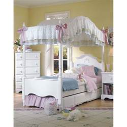 Canopy Bed For Kid Princess Bed Canopy Furniture Ideas