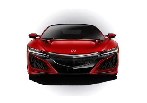 2019 Honda Sports Car by 2019 Acura Nsx Supercar Luxury Sports Car In Mi