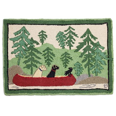 wool accent rugs dogs day out hooked wool accent rug