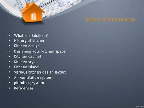 Designing A Kitchen Island by Kitchen Powerpoint