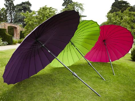 www large colorful lawn parasols and large umbrellas colorful