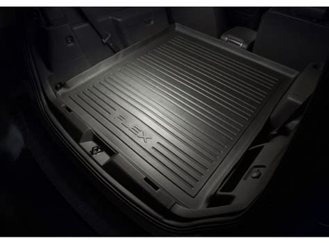 cargo mat for 2013 ford flex with 3rd row folded flat do they make a coverage mat