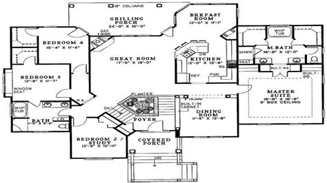 split foyer floor plans split foyer house plans split level house plans 4 bedroom