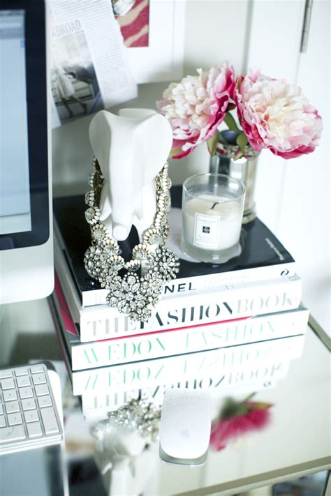 home decor book my workspace pink peonies by rach parcell