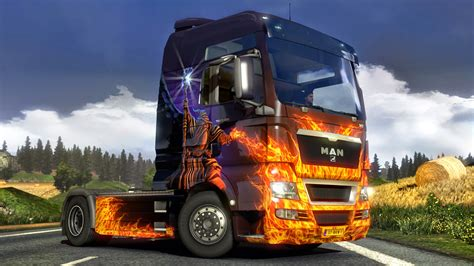 painting trucks scs software s paint pack dlc for ets2