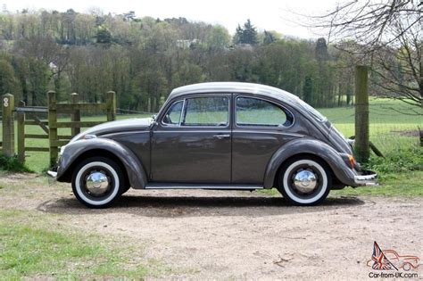 Volkswagen Beetle Grey