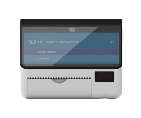 android pos device ts 7003 system with nfc(mifare) credit