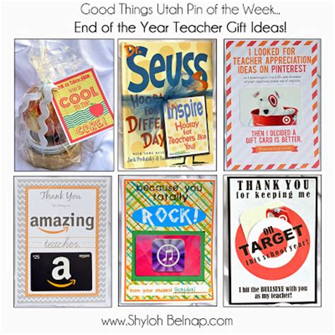 shyloh belnap end of the year teacher gift ideas