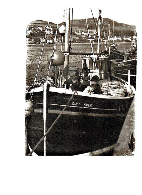 fishing boat jobs ayrshire original quiet waters scottish boats gallery