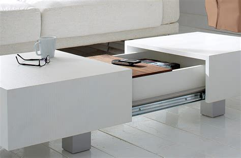 ethanol fireplace coffee table modern matchbox coffee table by schulte design conceals