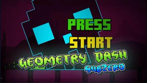Press Start geometrydash subzero is out press start by robtop gd
