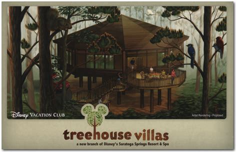 wdw treehouse villas disney s treehouse villas then and now imaginerding