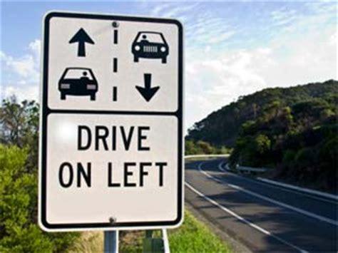 drive on the left weird car news