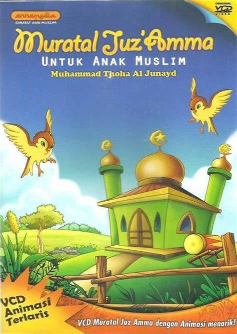 Vcd Anak Muslim Teladan vcd murottal juz ama untk anak muslim m thoha