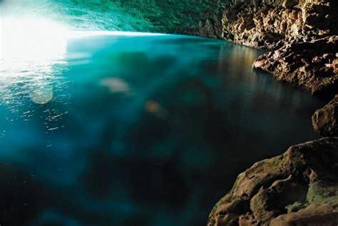 the blue room curacao blue room cave curacao