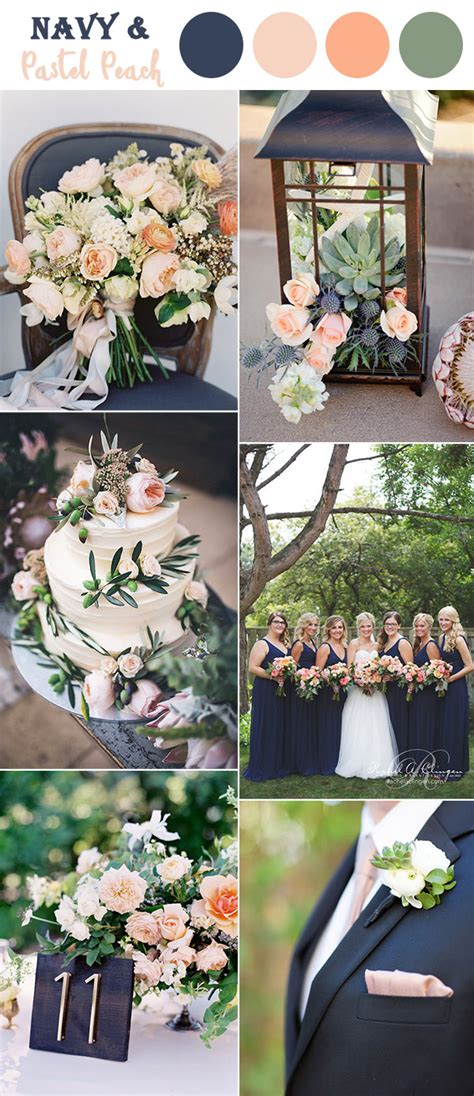 wedding color combos the 10 fall wedding color combos to in 2017