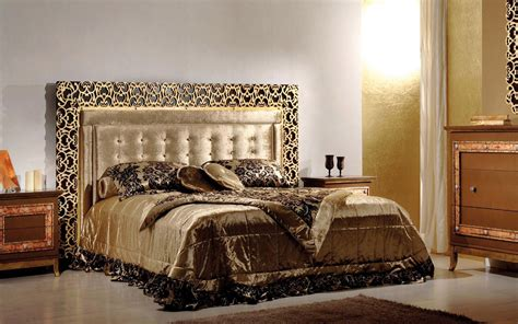 luxury inspiration bed collection design modern gold black