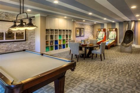 ashton woods atlanta basements contemporary basement
