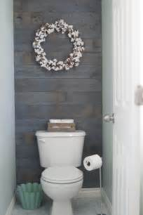 Toilet Decor 25 Best Ideas About Bathroom Accent Wall On Pinterest