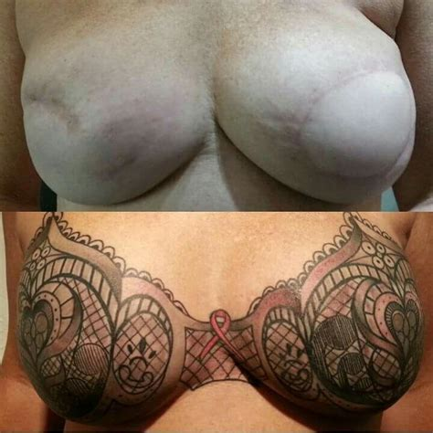 nipple tattoo before after top double mastectomy scars images for pinterest tattoos