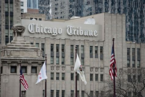 Chicago Tribune Records Secrecy And Leaks When The U S Government Prosecuted The Chicago Tribune National