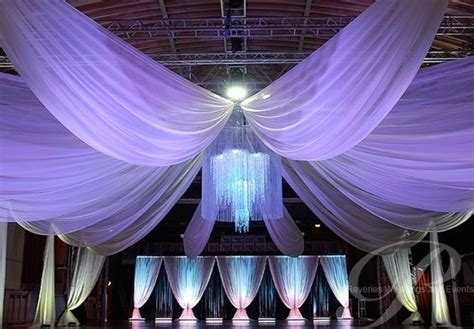 ceiling fabric draping bedroom ceilings wedding draping and bedroom drapes on pinterest