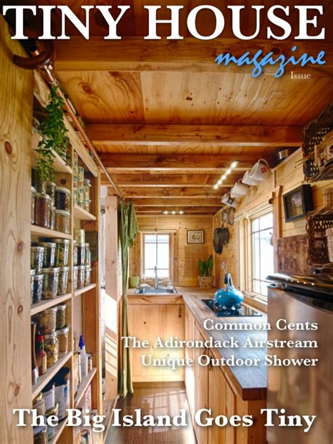 tiny house magazine tinyhouseontheprairie