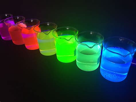 Chemical Fluorescence (Photo Gallery) ? EpicScience