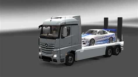 Home Interiors Online by Mercedes Actros Mp4 Mega Mod Ets2 Mods