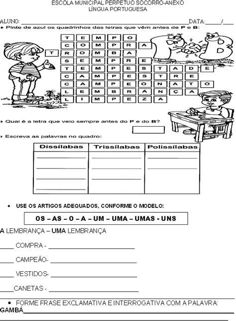 ATIVIDADES SOBRE ORTOGRAFIA COM TEXTOS - 3º ANO