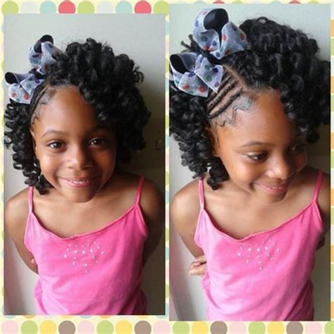 crowshay hairstyles 19 best crochet braids for little girls images on