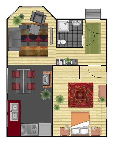 gliffy floor plan virtual floorplans and online drafting tools man s best