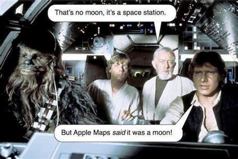 Apple Maps Meme - apple maps memes star wars apple maps meme neobyte solutions