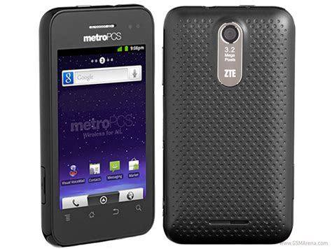 zte score bluetooth   android pda phone cricket
