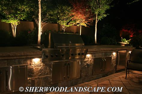 Outdoor Lighting Companies Lighting For Outdoor Living Spaces Michigan Outdoor Lighting Company