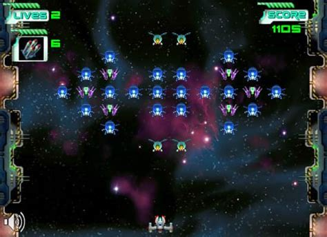 Galaxy Invaders spel - FunnyGames.be Goodgame Gangster