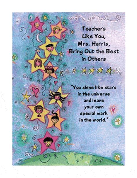 printable birthday cards teacher for a caring teacher greeting card season s greetings