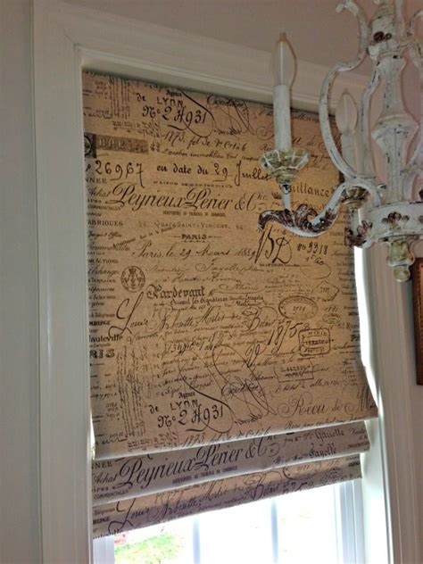 french script l shade french script roman shade hanging in style designs
