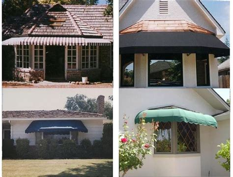 Bay Window Awning by Bay Window Js Canvas Awnings Of Sacramento
