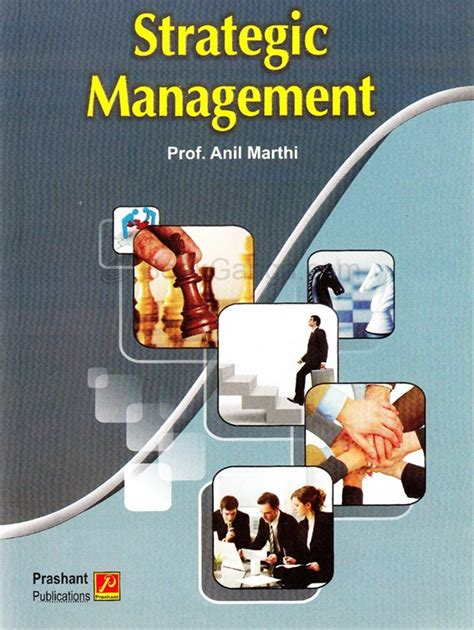 Strategic Management Books For Mba Pdf by Bookganga Strategic Management Mba Sem Iii By Anil Marthi