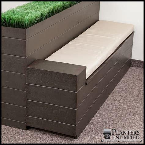modern outdoor furniture patio modular seating planters
