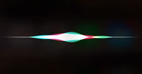 does android something like siri apple wants siri to recognize your voice only for added security