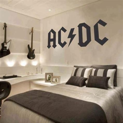 the room rock adesivo decorativo de parede banda ac dc brinde 1 pinguim de geladeira elo7