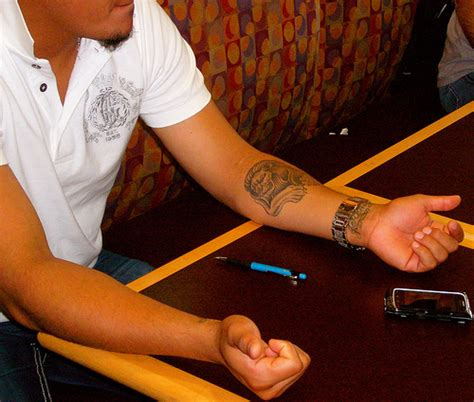 felix hernandez tattoo felix hernandez flickr photo