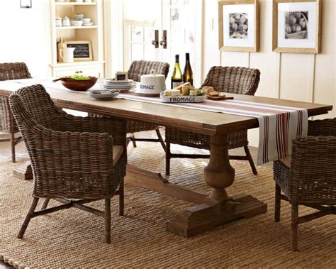 Williams Sonoma Dining Table Balustrade Dining Table Rectangle Williams Sonoma