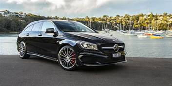 mercedes cla45 amg shooting brake review caradvice