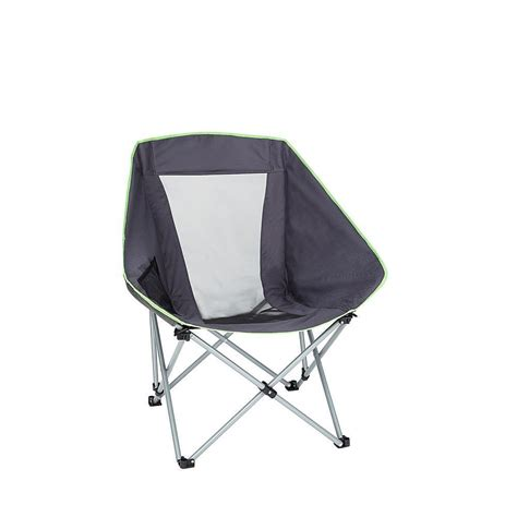 Oversized Outdoor Chairs by Oversized Folding Club Chair Lawn Lounge Chair W Cell Phone Pocket 225 Lb New Ebay