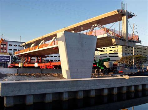 design engineer florida engineer reported cracks in florida bridge days before